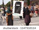 copenhagen  denmark   august 1  ... | Shutterstock . vector #1147310114