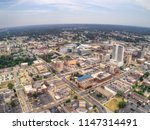 aerial view of downtown south... | Shutterstock . vector #1147314491