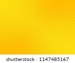 retro comic yellow background... | Shutterstock . vector #1147485167