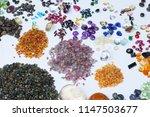 gem stone market chanthaburi... | Shutterstock . vector #1147503677