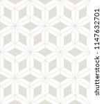 vector seamless pattern. modern ... | Shutterstock .eps vector #1147632701