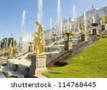 Peterhof  Russia  King's Palac...