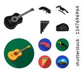 sampono mexican musical...   Shutterstock .eps vector #1147696964