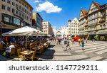munich  germany   july 26 ... | Shutterstock . vector #1147729211