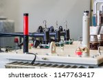 three phase oil immersed... | Shutterstock . vector #1147763417