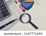 financial accounting stock... | Shutterstock . vector #1147771694
