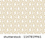 abstract geometric pattern with ...   Shutterstock .eps vector #1147819961