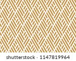 abstract geometric pattern with ... | Shutterstock .eps vector #1147819964