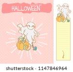 set of vector cartoon... | Shutterstock .eps vector #1147846964