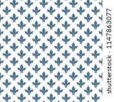 pattern vector repeating... | Shutterstock .eps vector #1147863077