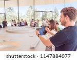 cupertino  ca  us jul 18  2018... | Shutterstock . vector #1147884077