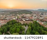 aerial panorama of the... | Shutterstock . vector #1147922891