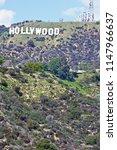 hollywood california   march 25 ... | Shutterstock . vector #1147966637
