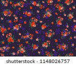 seamless gorgeous bright... | Shutterstock .eps vector #1148026757