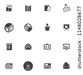 information icons set   info... | Shutterstock .eps vector #1148028677
