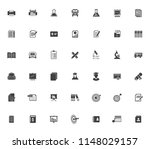 school icons  vector education  ... | Shutterstock .eps vector #1148029157