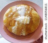 buttermilk fluffy pancakes | Shutterstock . vector #1148056811