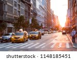 sunlight shines down the... | Shutterstock . vector #1148185451