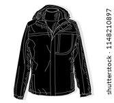 sport jacket. sport jacket...   Shutterstock .eps vector #1148210897
