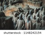 The Terracotta Warriors At The...