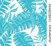 tropical seamless pattern with...   Shutterstock .eps vector #1148258444