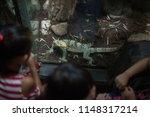 los angeles  california  usa ... | Shutterstock . vector #1148317214