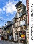 rennes  france   june 13  2016  ... | Shutterstock . vector #1148353157