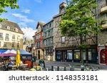 rennes  france   june 13  2016  ... | Shutterstock . vector #1148353181
