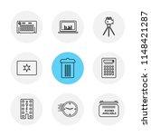 multimedia  camera  user...   Shutterstock .eps vector #1148421287