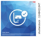 snorkeling icon   free vector...   Shutterstock .eps vector #1148421347