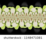 a hand drawing pattern made of...   Shutterstock . vector #1148471081