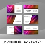 abstract professional and... | Shutterstock .eps vector #1148537837