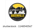 greenville south carolina | Shutterstock .eps vector #1148540567