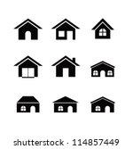 house icon vector free 28948 free downloads rh vecteezy com house icon vector free 3d house icon vector