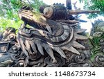 traditional chinese dragon...   Shutterstock . vector #1148673734
