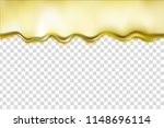 gold liquid dripping alloy... | Shutterstock .eps vector #1148696114