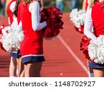 Cheerleaders Pom Poms...