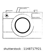 photographic camera isolated...   Shutterstock .eps vector #1148717921