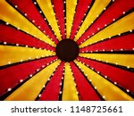 circus tent top seen from inside   Shutterstock . vector #1148725661