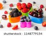 berries  strawberries ...   Shutterstock . vector #1148779154