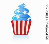 Cupcake Colors Of The American...