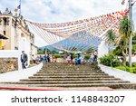 san juan del obispo  guatemala  ... | Shutterstock . vector #1148843207