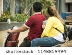 phnom penn  cambodia   december ... | Shutterstock . vector #1148859494