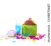 surrealism festive composition... | Shutterstock . vector #1148870687
