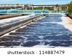 Water Treatment Tank With Wast...
