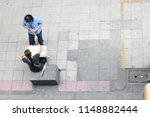 people in city | Shutterstock . vector #1148882444