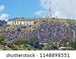 hollywood california   march 25 ... | Shutterstock . vector #1148898551