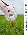 golf | Shutterstock . vector #114896995