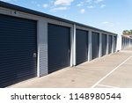 self storage sheds | Shutterstock . vector #1148980544