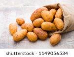 A Bio Russet Potato Wooden...